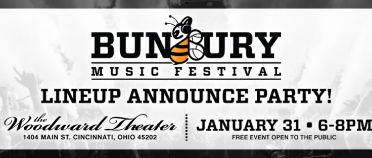 bunbury-lineup-party